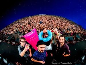 Subsonica_ foto di Pasquale Modica, fornita da Azalea Promotion