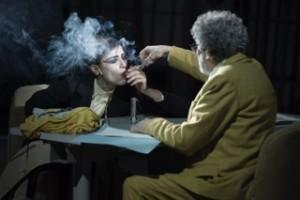 LaPazzaDellaPortaAccanto, foto fornita dal Teatro Stabile del Friuli Venezia Giulia