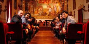 Enrico Dindo e Solisti di Pavia, foto fornita da Volpe e Sain
