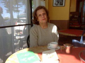 Maura Lonzari, foto Laura Poretti Rizman