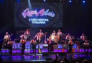 Renzo Arbore e l'Orchestra Italiana, foto fornita da Azalea Promotion