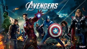 Supereroi in città, The Avengers